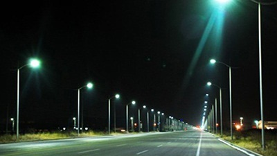 Changsha Energy-saving Street Lamp Reconstruction Project